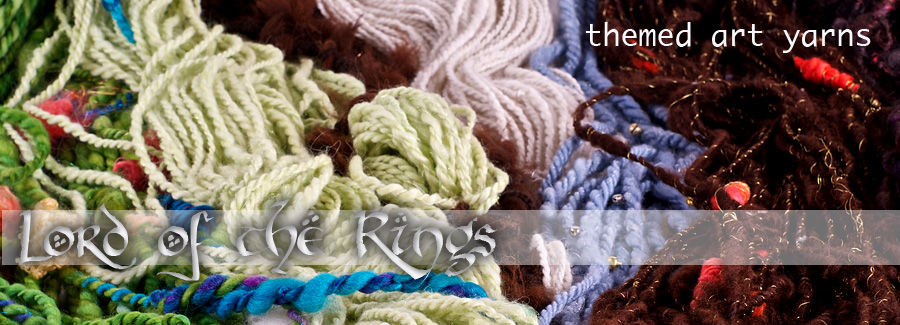 Whoot! Lord of the Rings Yarns- Worldwide Premier and Giveaway!
