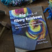 The BIG book of Fibery Rainbows!