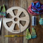 Circle Weaving Majacraft Loom Giveaway!