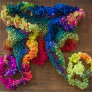 Spun yarn Turned into Something – Project
