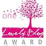 A Lovely Blog Award!