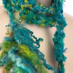 "Giveaway: An extended Yarn ""recipe' for wearable art!"